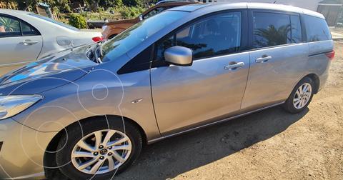 Mazda 5  2.0L V Plus usado (2017) color Plata precio $10.700.000