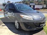 Foto venta Auto usado Mazda 5 MAZDA5 SPORT T/A (2013) color Gris Meteoro precio $160,000