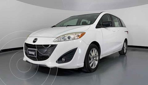 Mazda 5 2.5L Sport usado (2013) color Blanco precio $164,999
