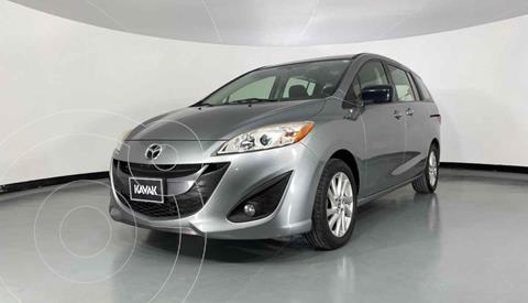 Mazda 5 2.5L Sport usado (2013) color Plata precio $164,999