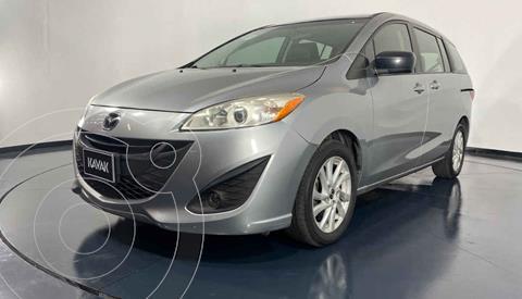 Mazda 5 2.5L Sport usado (2014) color Gris precio $179,999