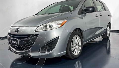 Mazda 5 2.5L Sport usado (2014) color Gris precio $182,999