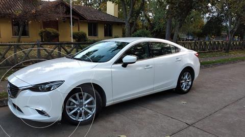 Mazda 6  2.0 V Aut usado (2018) color Blanco precio $14.490.000