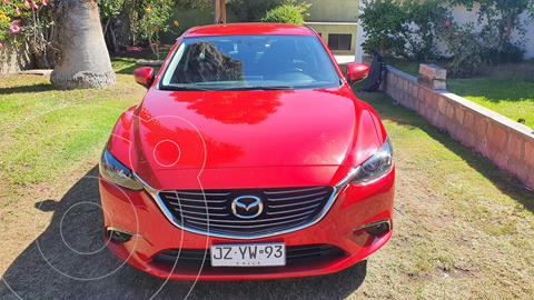 Mazda 6  2.0L V Aut  usado (2018) color Rojo precio $15.490.000