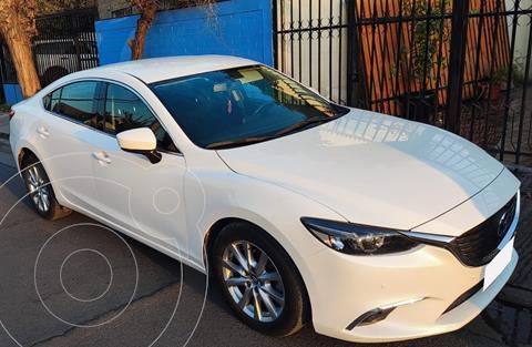 Mazda 6  2.0 V Aut usado (2018) color Blanco precio $16.550.000