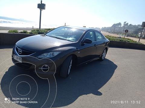 Mazda 6  2.0 V Aut  usado (2011) color Gris precio $7.800.000
