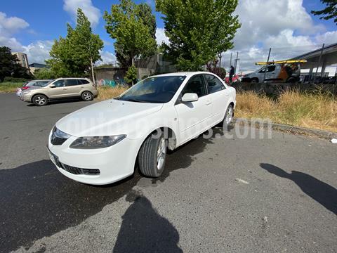 foto Mazda 6  2.0 V Aut Cuero  usado (2006) color Blanco precio $3.600.000