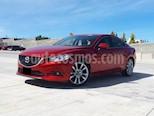 Foto venta Auto usado Mazda 6 i Grand Touring Aut (2015) color Rojo Sangria precio $228,000