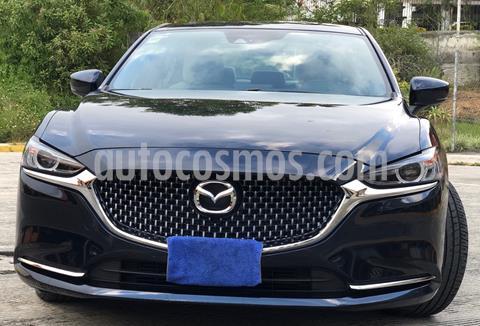 Mazda 6 Signature usado (2019) color Azul Profundo precio $420,000