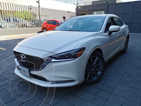 Mazda 6 i Grand Touring usado (2020) color Blanco precio $440,000