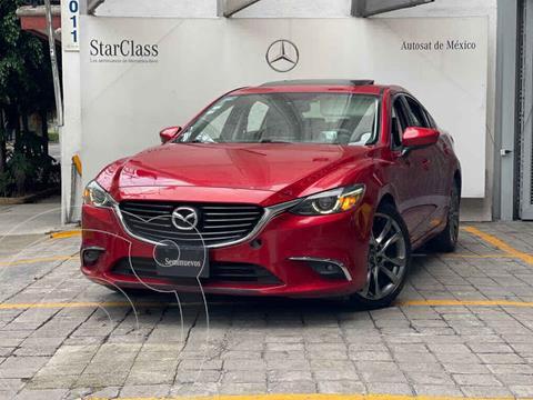 Mazda 6 i Grand Touring Plus usado (2016) color Rojo precio $270,000
