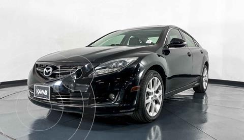 Mazda 6 i Grand Touring Aut usado (2013) color Negro precio $167,999