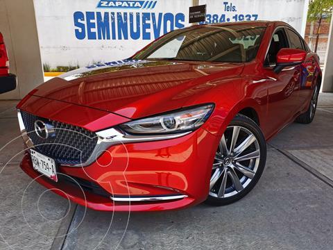 Mazda 6 Signature usado (2019) color Rojo financiado en mensualidades(enganche $101,250 mensualidades desde $9,382)