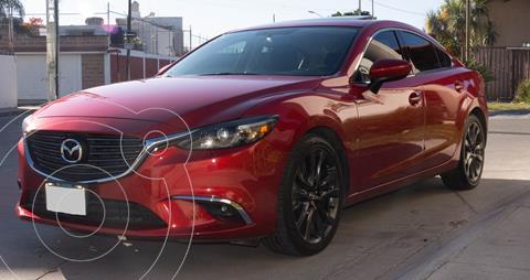 Mazda 6 i Grand Touring Plus usado (2016) color Rojo precio $287,000
