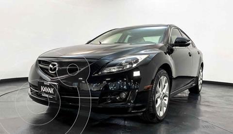 Mazda 6 i Grand Touring Aut usado (2013) color Negro precio $149,999