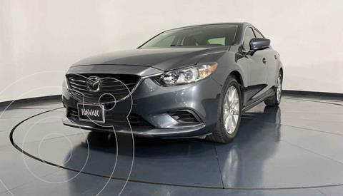 Mazda 6 i Sport Aut usado (2017) color Gris precio $242,999