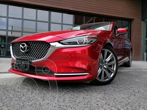 Mazda 6 i Grand Touring Plus usado (2020) color Rojo precio $450,000