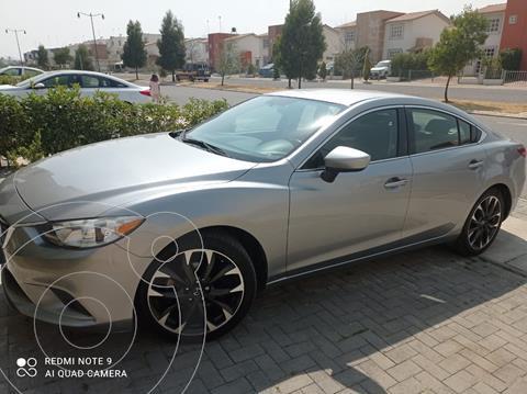 Mazda 6 i Sport Aut  usado (2014) color Gris precio $180,000