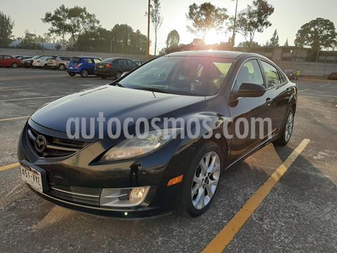 Mazda 6 i Grand Touring usado (2009) color Negro precio $110,000