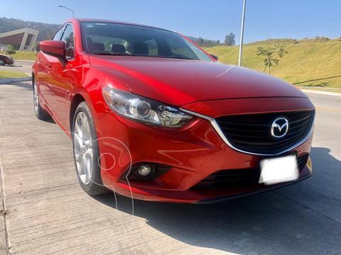 Mazda 6 i Grand Touring Aut usado (2015) color Rojo precio $195,000