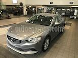 Mazda 6 i Sport Aut  usado (2015) color Gris precio $215,000