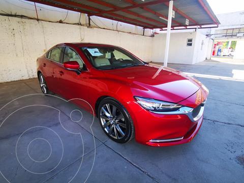 Mazda 6 Signature usado (2019) color Rojo precio $425,000