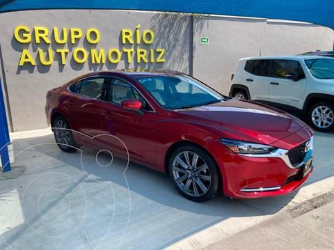 Mazda 6 i Grand Touring usado (2020) color Rojo precio $448,000