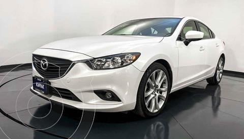 Mazda 6 i Grand Touring Aut usado (2018) color Blanco precio $307,999