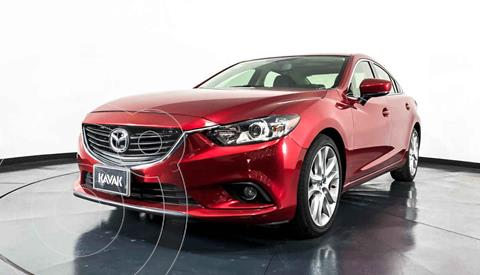 Mazda 6 i Grand Touring Aut usado (2017) color Rojo precio $282,999