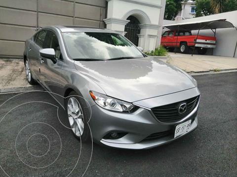 Mazda 6 i Grand Touring Plus usado (2015) color Plata precio $235,000