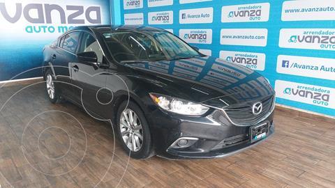 Mazda 6 i Sport usado (2016) color Negro precio $225,000