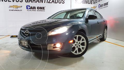 Mazda 6 i Grand Touring usado (2016) color Azul Acero financiado en mensualidades(enganche $29,000 mensualidades desde $4,888)
