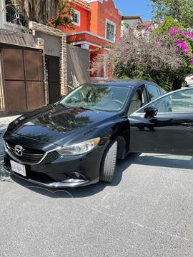 Mazda 6 i Grand Touring Plus usado (2015) color Negro precio $190,000