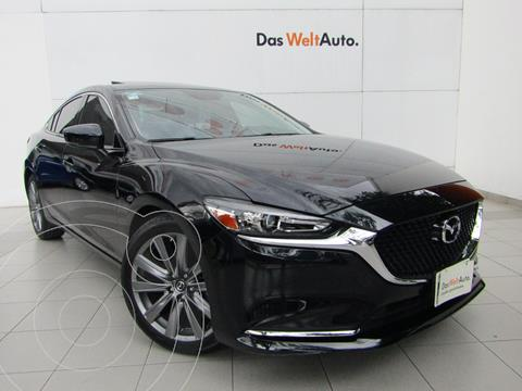 Mazda 6 i Grand Touring usado (2020) color Negro precio $429,000