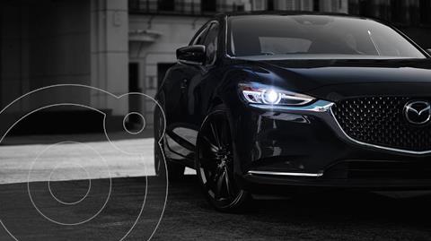 Mazda 6 Carbon Edition nuevo color Negro precio $549,900