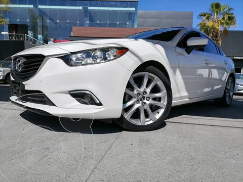 Mazda 6 i Grand Touring usado (2018) color Blanco Perla precio $315,000