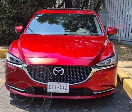 Mazda 6 Signature usado (2019) color Rojo precio $450,000