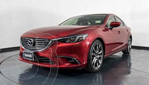 Mazda 6 i Grand Touring Aut usado (2017) color Rojo precio $272,999