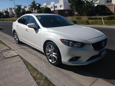Mazda 6 i Grand Touring usado (2016) color Blanco precio $236,000