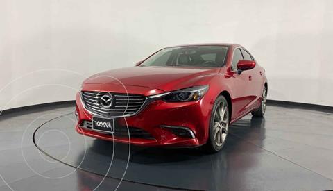 Mazda 6 i Grand Touring Aut usado (2017) color Rojo precio $277,999