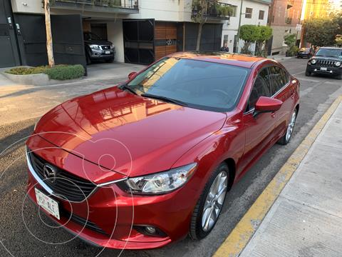 Mazda 6 i Grand Touring usado (2016) color Rojo precio $248,000