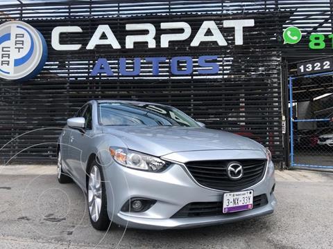 Mazda 6 i Grand Touring Plus usado (2017) color Plata Dorado precio $269,000