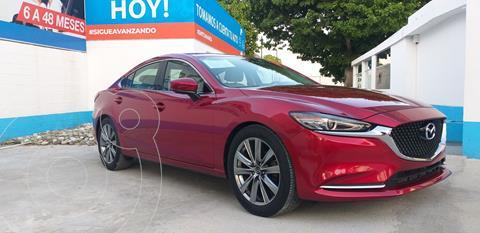 Mazda 6 i Grand Touring Plus usado (2019) color Rojo precio $369,900