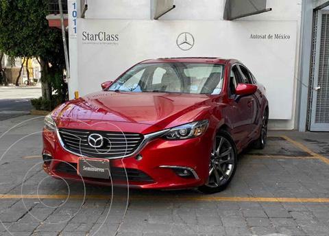 Mazda 6 i Grand Touring Plus usado (2016) color Rojo precio $280,000