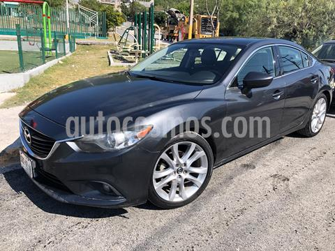 Mazda 6 i Grand Touring Plus usado (2014) color Gris Meteoro precio $170,000