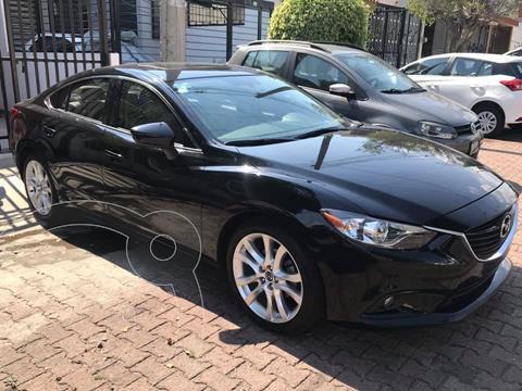 Mazda 6 i Grand Touring Plus usado (2015) color Negro precio $245,000