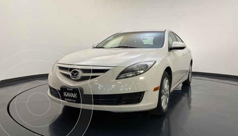 Mazda 6 i Grand Touring Aut usado (2013) color Blanco precio $149,999