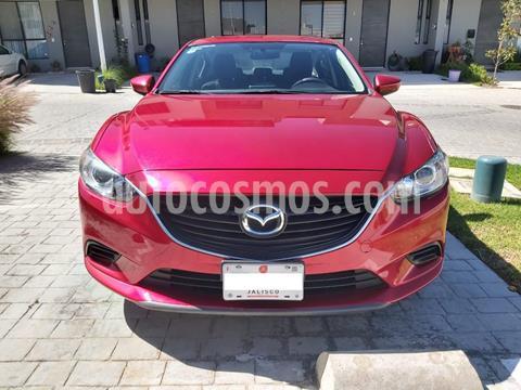 Mazda 6 i Sport usado (2016) color Rojo precio $235,000