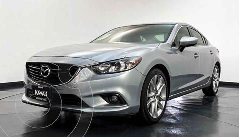 Mazda 6 i Grand Touring Aut usado (2017) color Plata precio $257,999