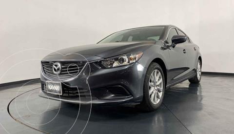 Mazda 6 i Grand Touring Aut usado (2017) color Gris precio $229,999